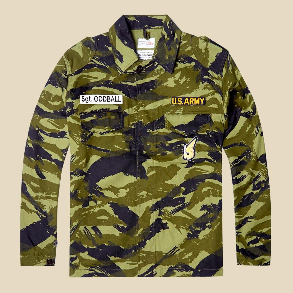 Oddball Lizard Jacket