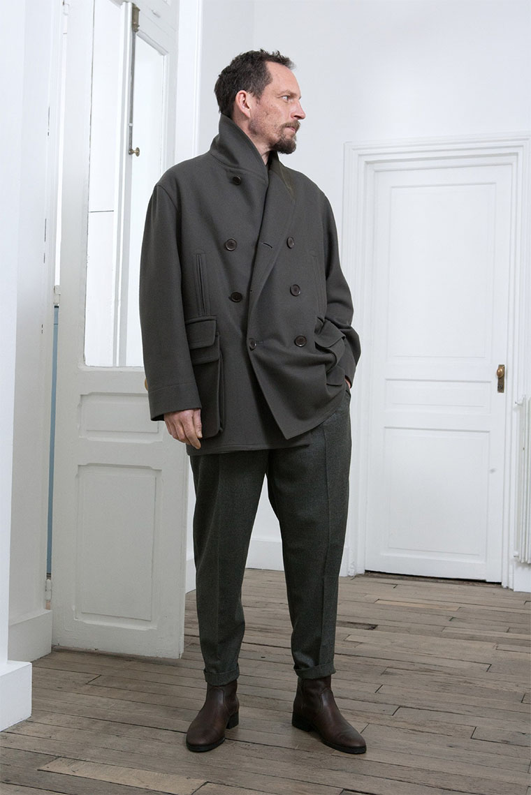 Christophe Lemaire FW 2013 Future
