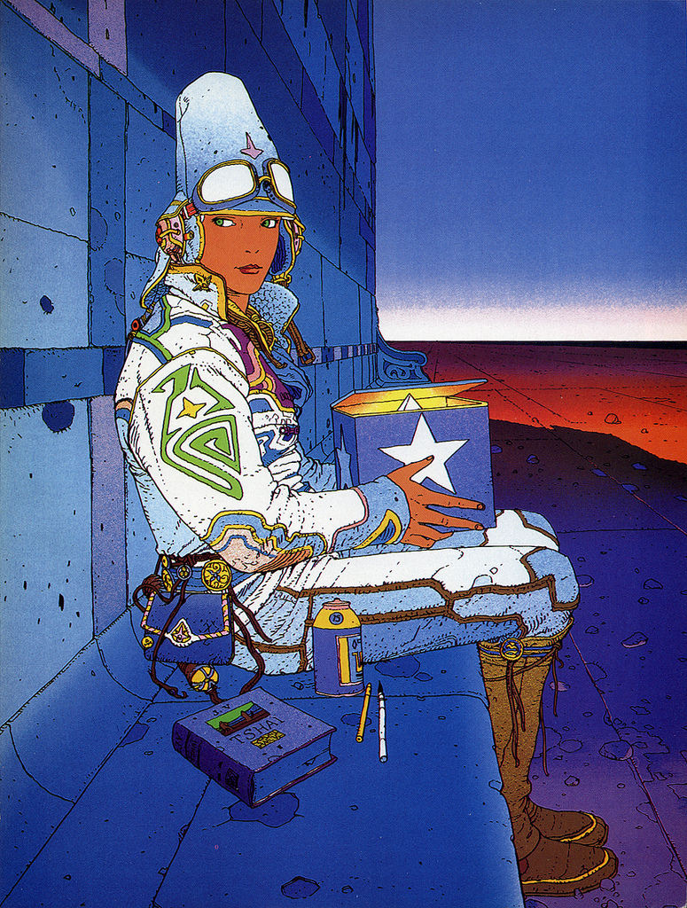 Moebius's Airtight Garage