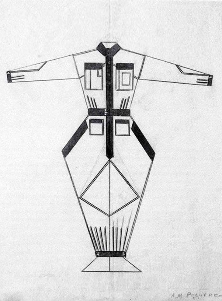 Rodchenko's Varst Jumpsuit