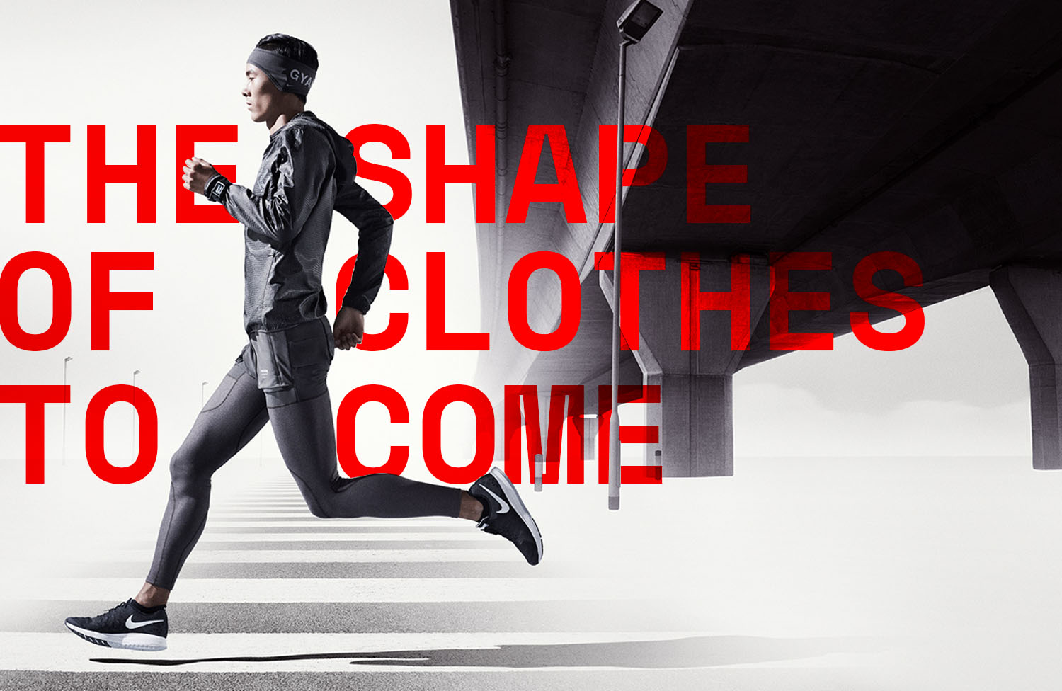 The Shape of Clothes to Come Nike Gyakusou Undercover