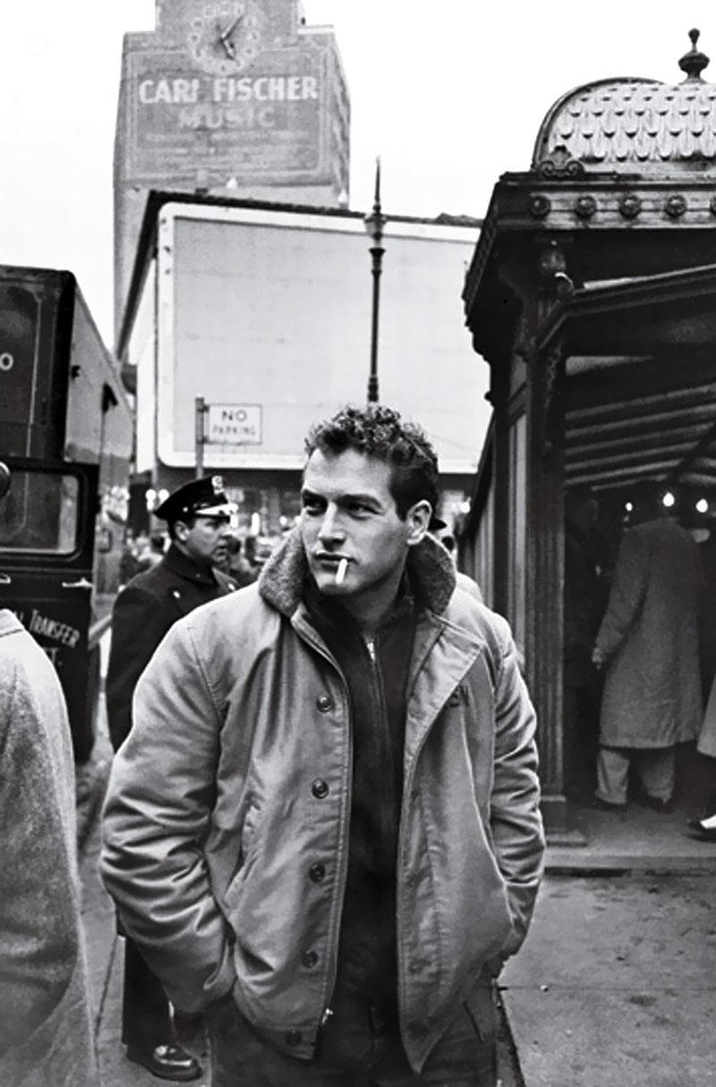 Paul Newman N1 Jacket