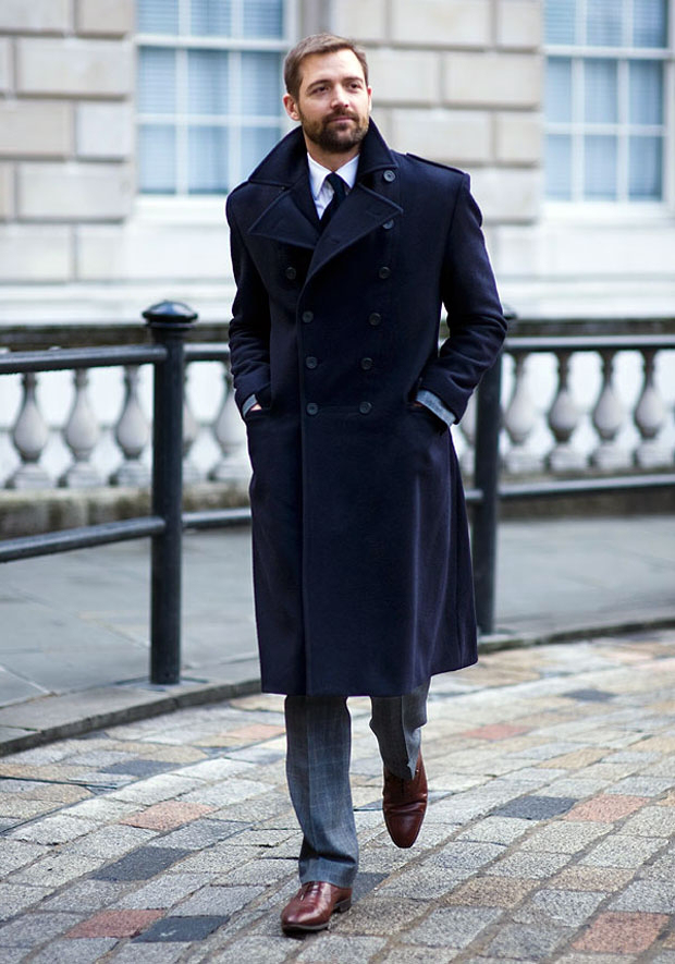 Patrick Grant Bridge Coat