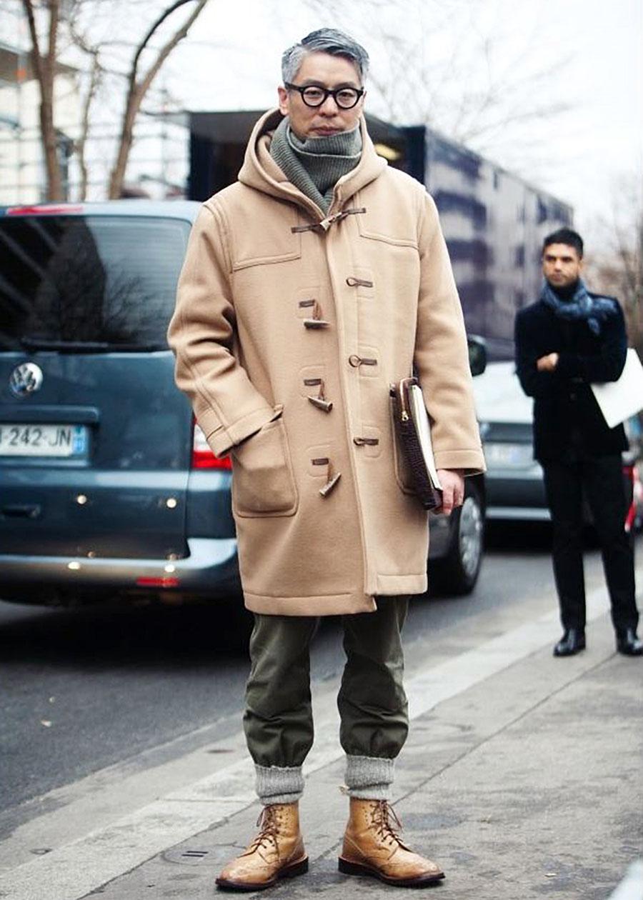 Takahiro Duffle Coat