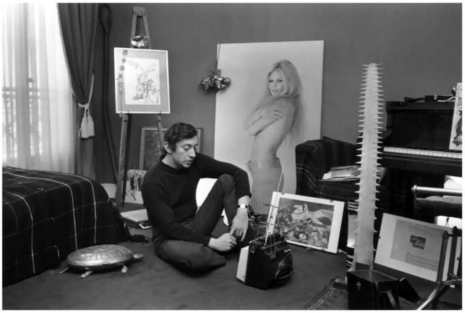 008 Serge Gainsbourg Theredlist