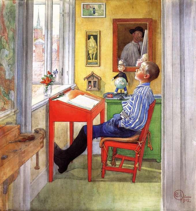 017 Carl Larsson Theredlist