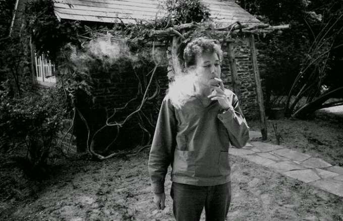 Bob Dylan By Douglas Gilbert 1964 5