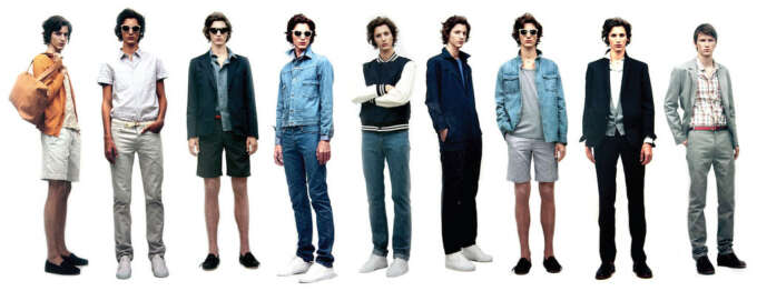 Apc 2009 Lookbook