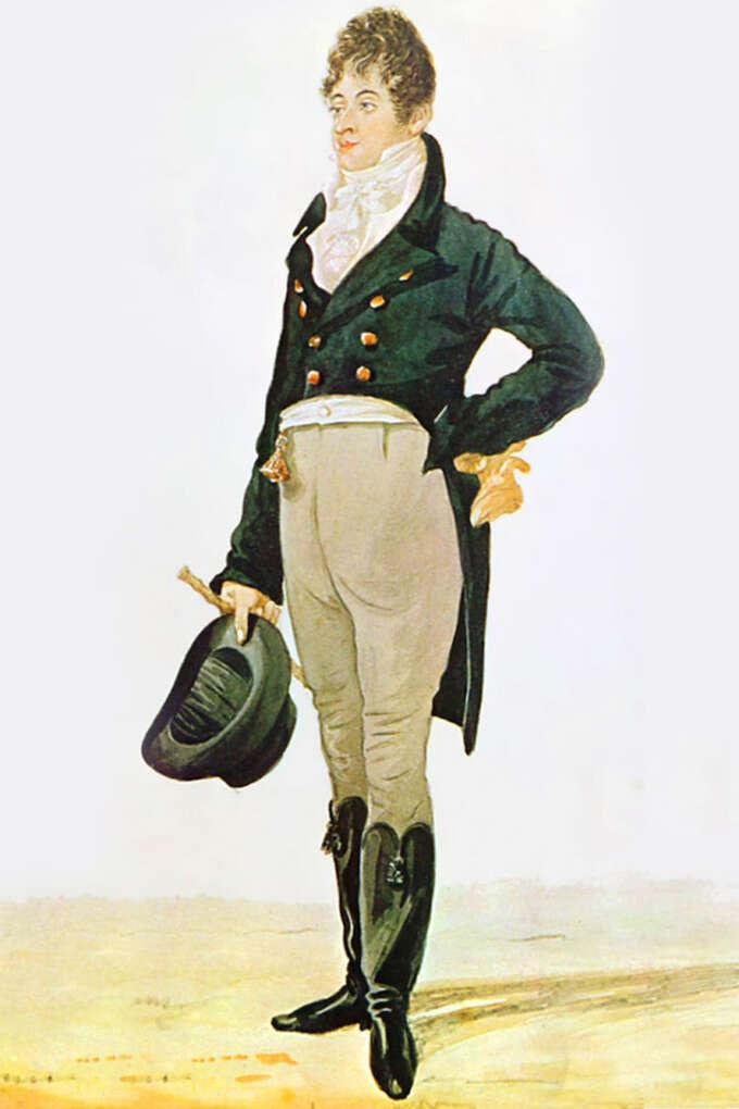 Beau Brummel Suit History2