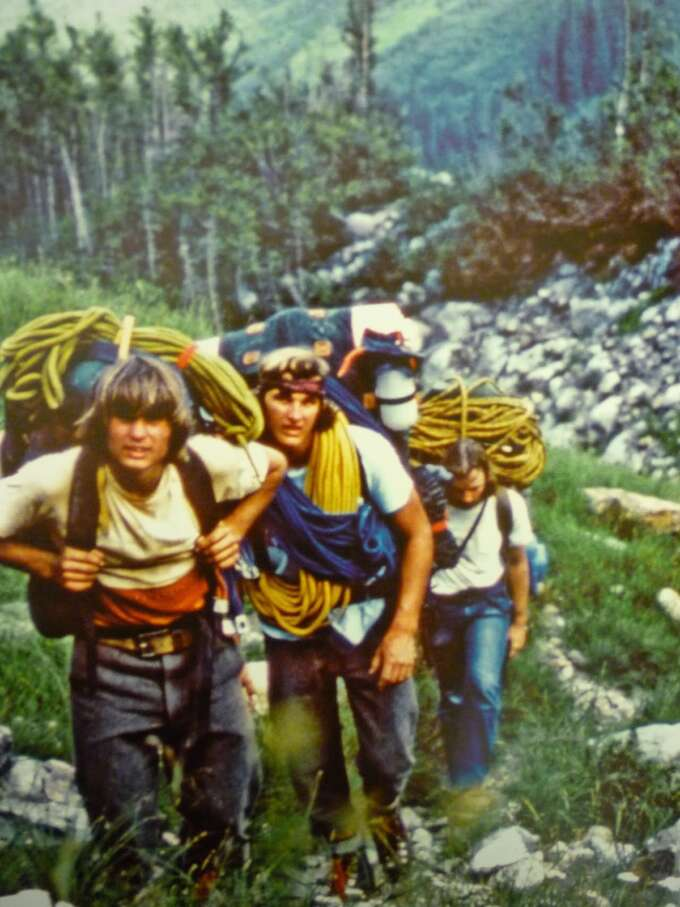 Counterculture Hiking