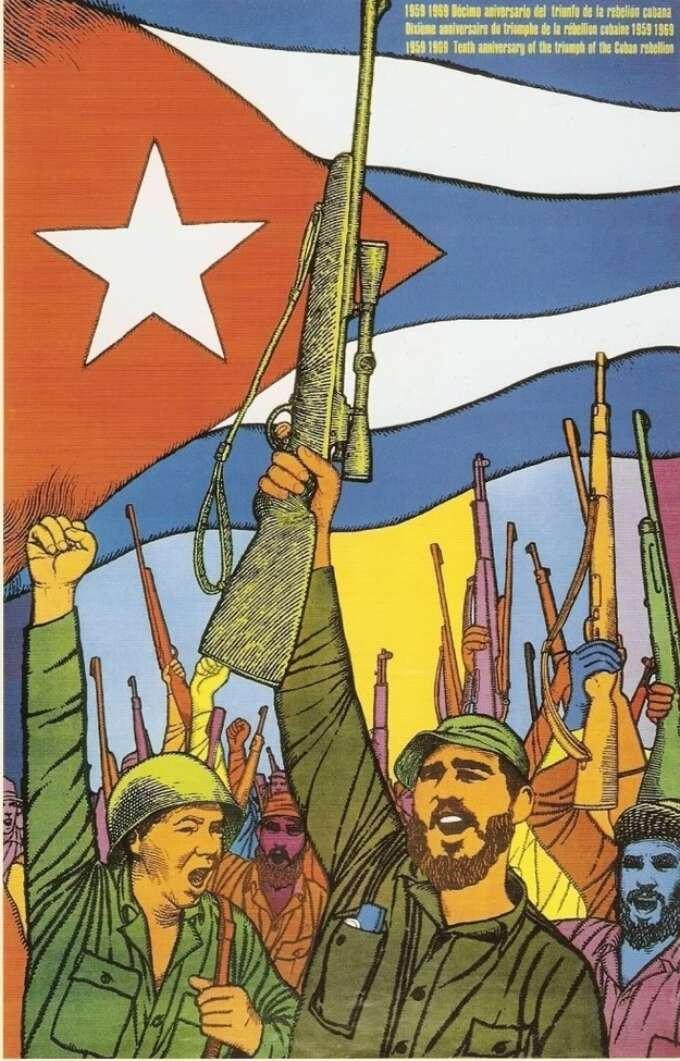 Cubanrevoltposter