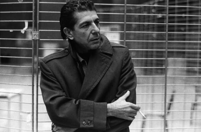 Famous Blue Raincoat Leonard Cohen