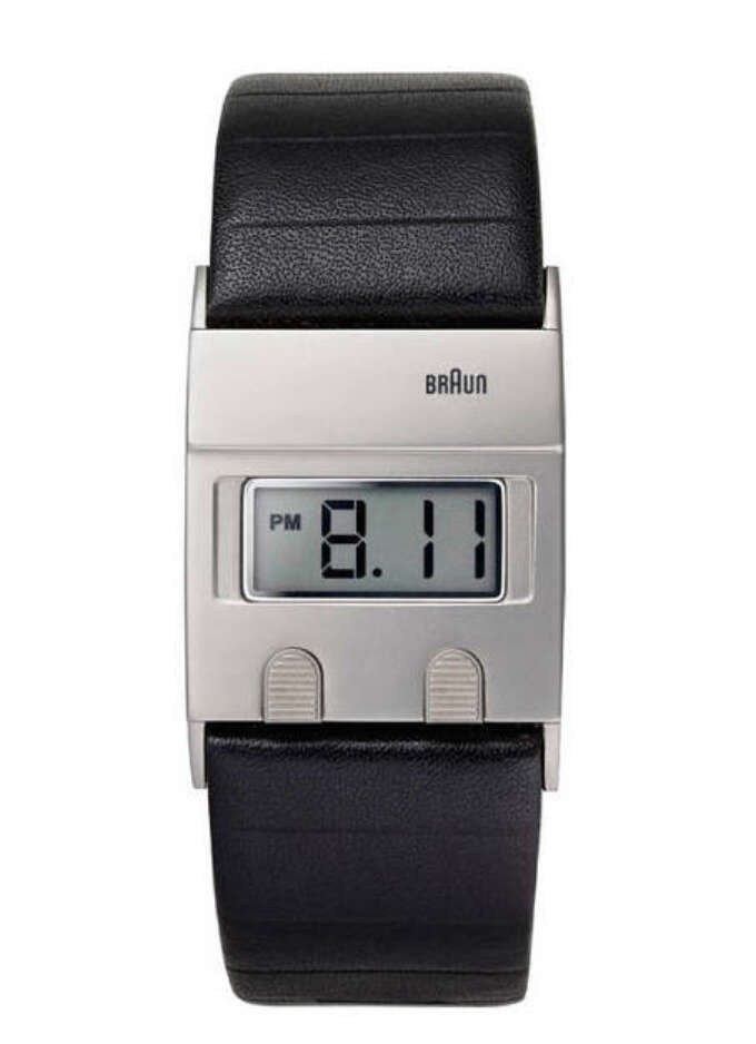 Inline Braun Watch Bn0076