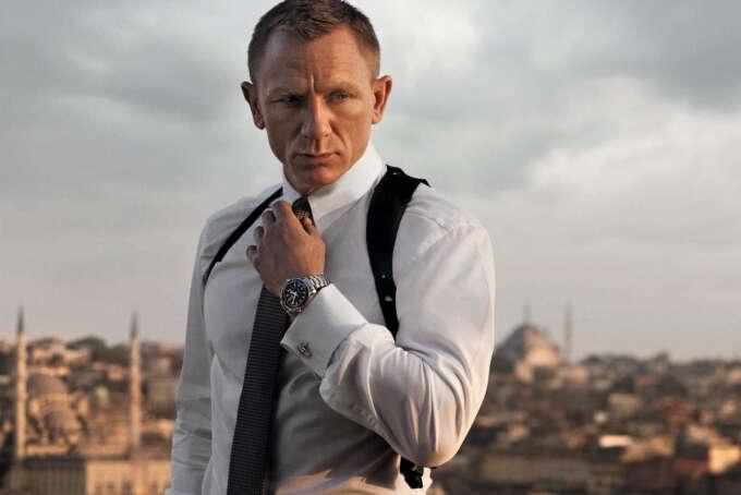 James Bond Daniel Craig Watch