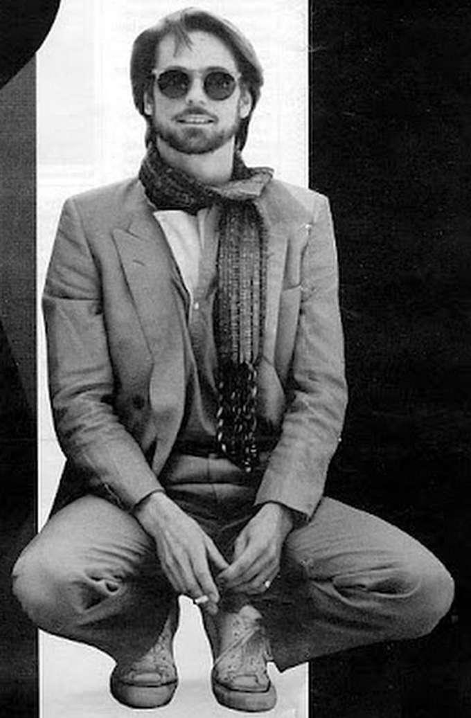 Jeremy Irons 1980S Sunglasses