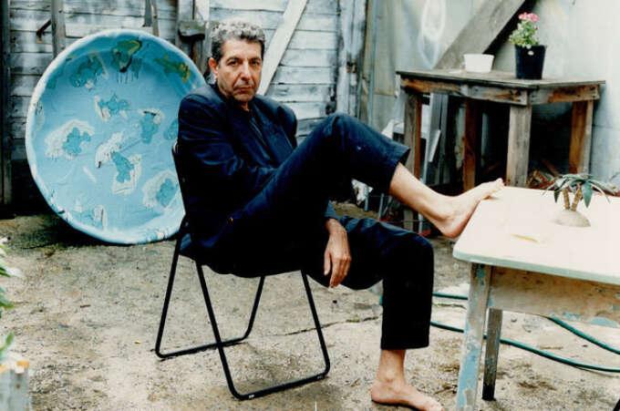 Leonard Cohen 1980S Billboard 1548