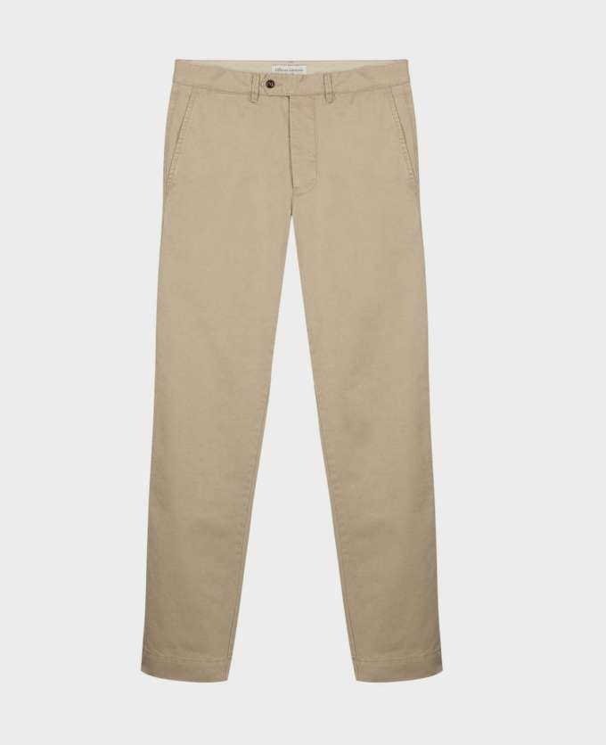 New Fisherman Chino English Twill