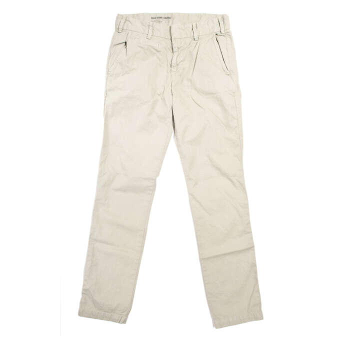 Save Khaki United Lost And Found Light Twill Trouser Light Khaki03