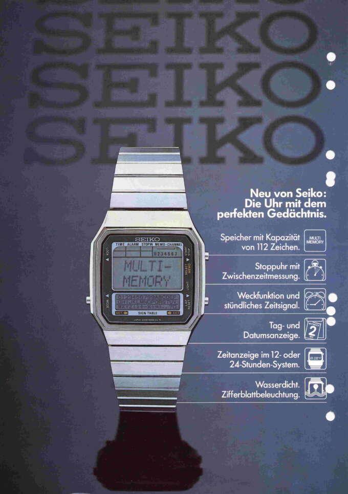 Seiko80S