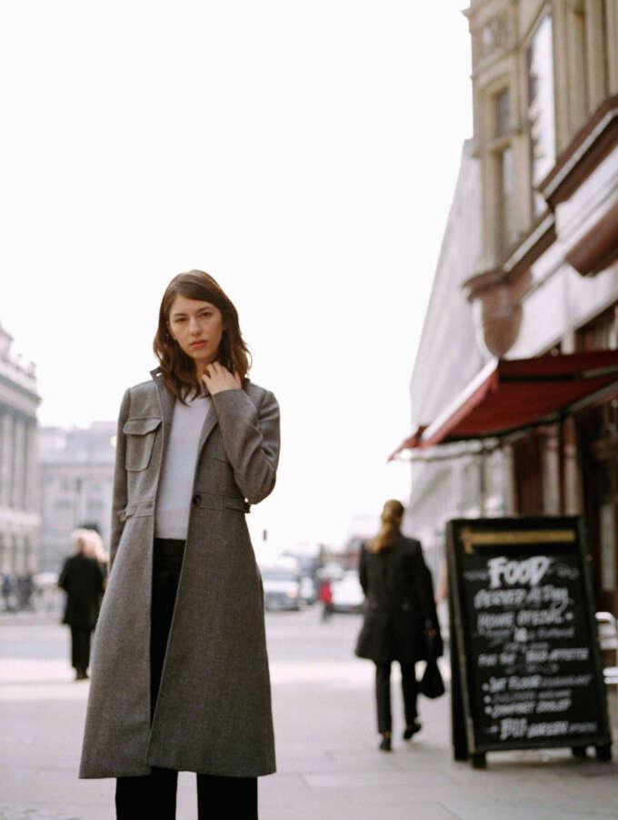 Sofia Copolla Paris Street