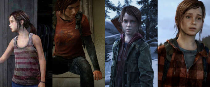 The Last Of Use Ellie Clothing