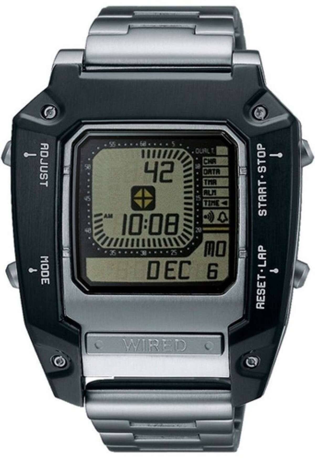 Digital Dust: What happened to the digital watch? | Epochs