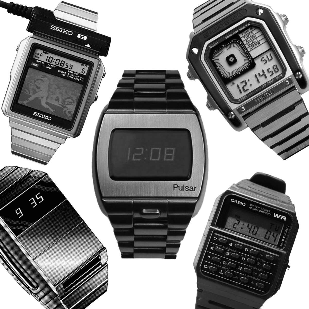 Digital Watch01