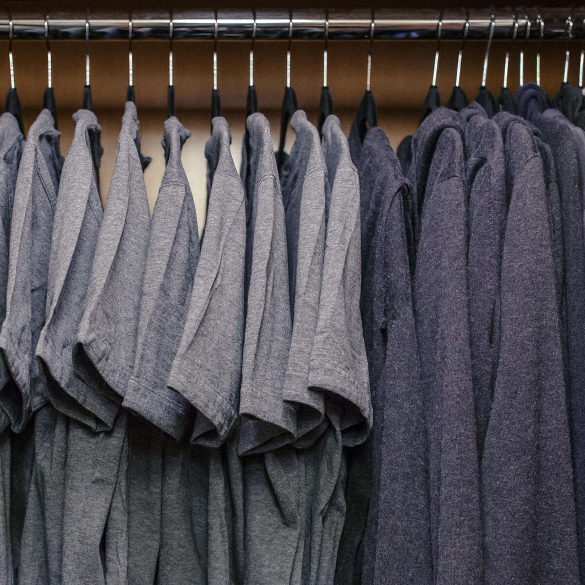 Mark Zuckerberg Grey Tshirt Wardrobe