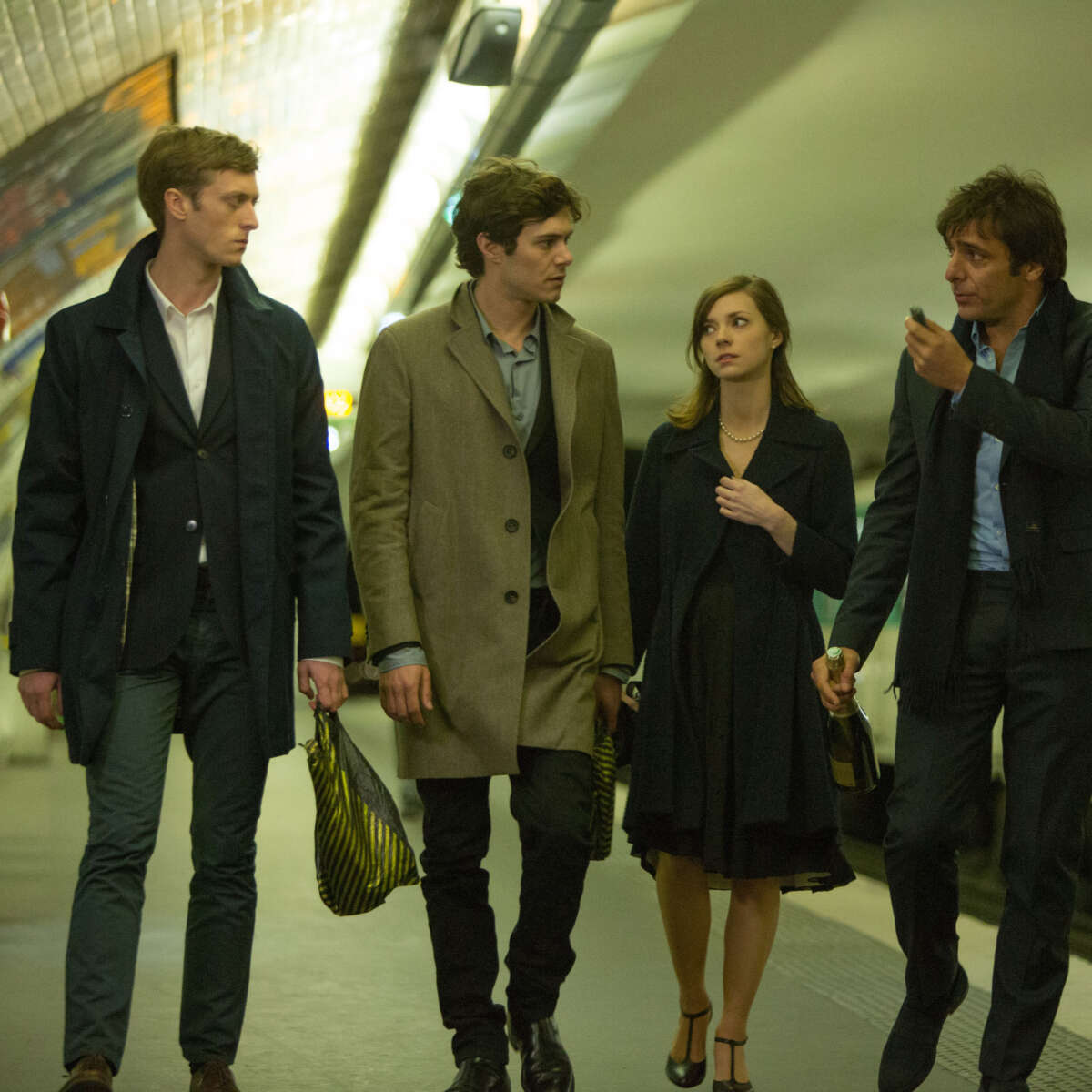 The Cosmopolitans Clothing Outfits